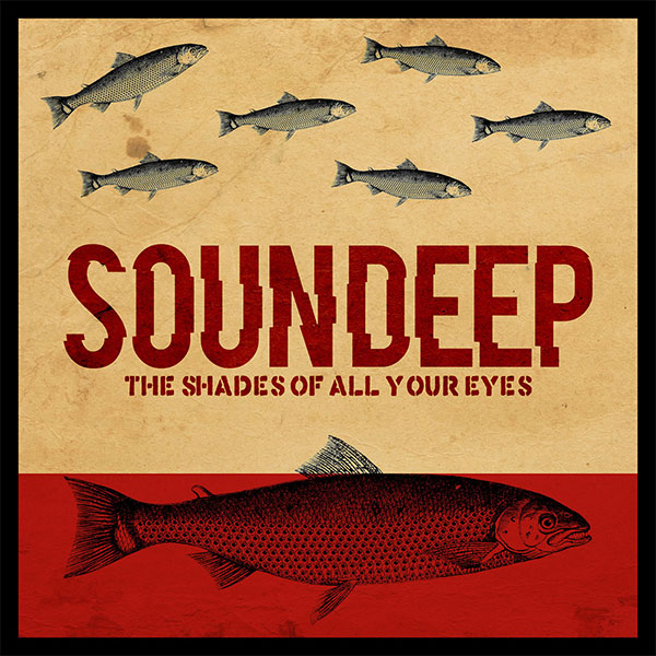 """Soundeep stream new EP """"The Shades Of All Your Eyes"""""""