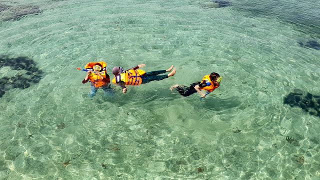 karampuang island west sulawesi