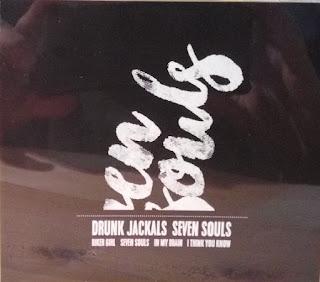 Drunk Jackals - (2016) Seven Souls_back