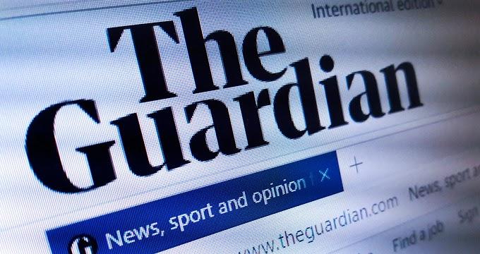 """غارديان البريطانية تصف إعلان ترامب بشأن الصحراء الغربية بعملية إحتيال تحت عنوان """"السلام في عصرنا"""""""