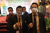 DPD dan DPC ORGANDA se NTB Dukung Adrianto Kembali Pimpin DPP ORGANDA