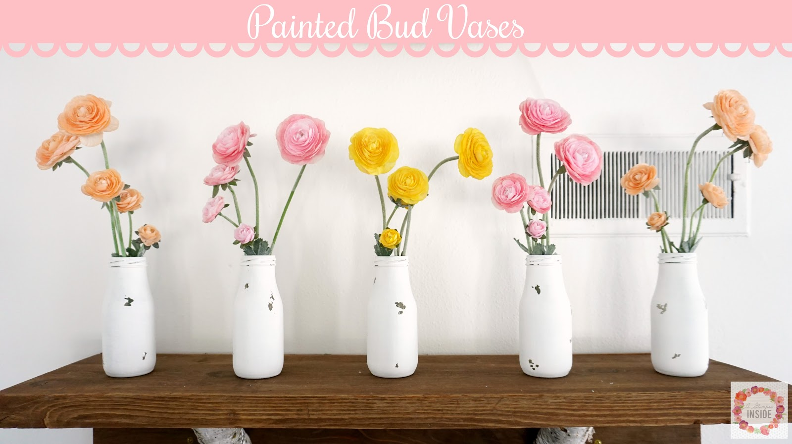 A glimpse inside painted bud vases i had this idea and bought everything for this project before i fully decided if i was taking a break or not so this was one that i mentioned that i had to reviewsmspy