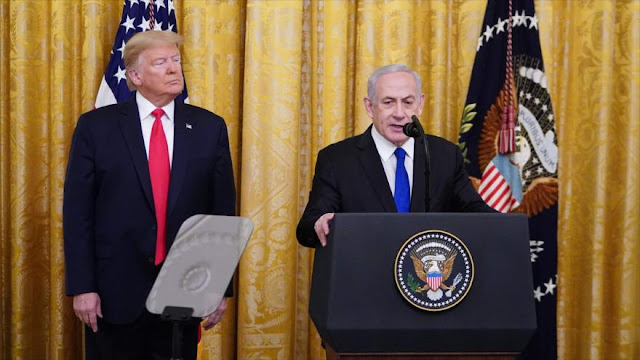 Netanyahu: Plan de Trump impide el retorno de refugiados palestinos