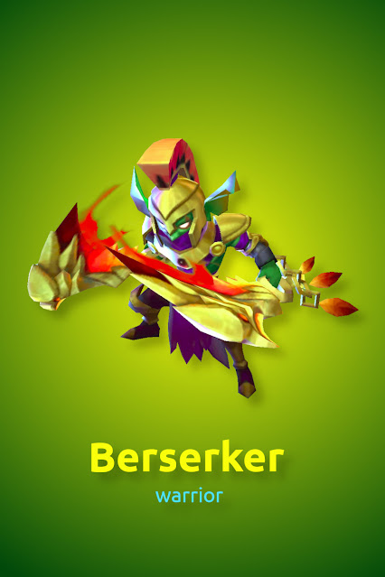 berserker chess rush wallpaper