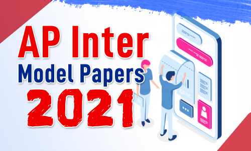 AP Inter Model Papers 2021
