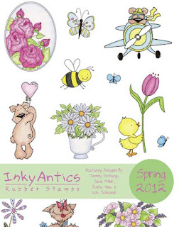 Inky Antics Spring 2012