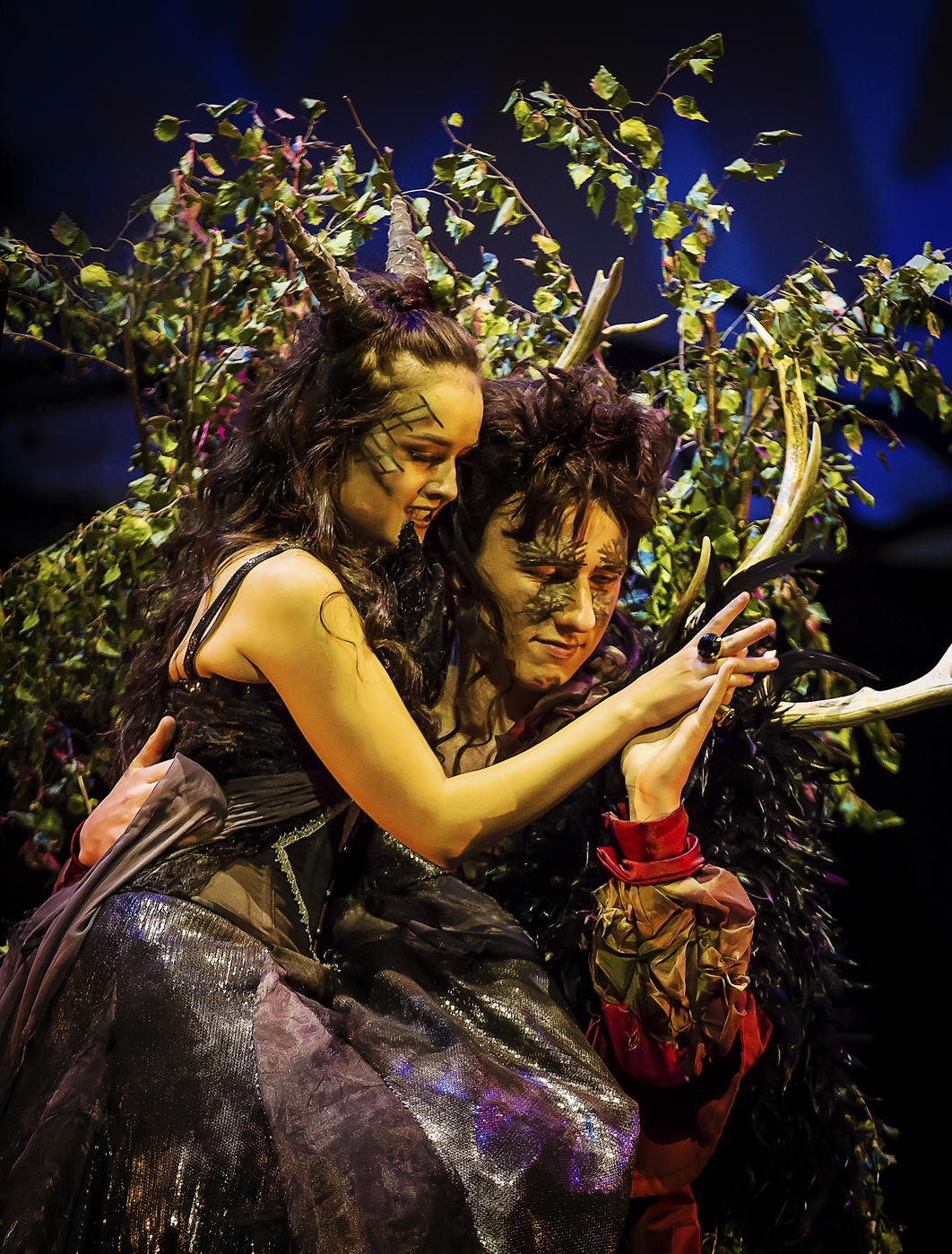 Viewers Delighted By Gay Scenes In Bbc's A Midsummer Night's Dream