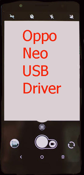 Oppo Neo USB Driver Download
