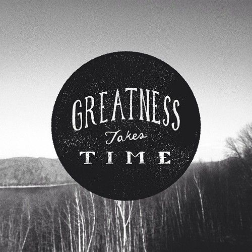 Greatness // www.thoughtsbynatalie.com