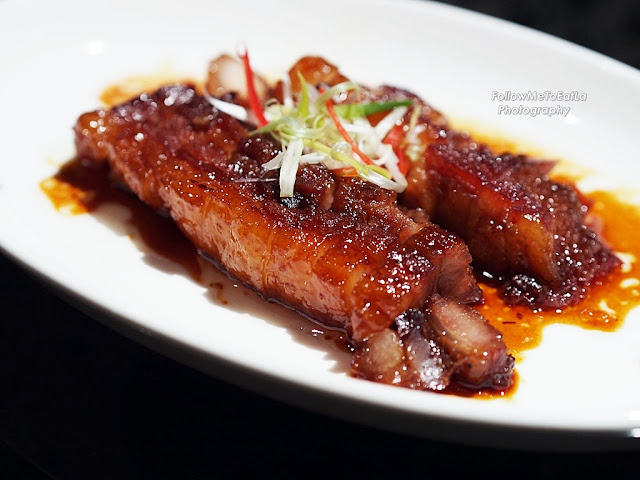 Honey Barbecued Pork