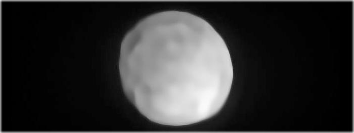 asteroide Higia vai se tornar um planeta anão