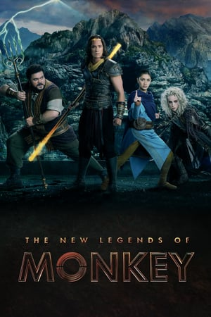 The New Legends of Monkey (2018) online