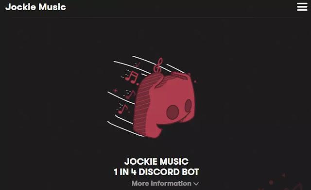 Bot Musik Discord Terbaik untuk Streaming Lagu di Server-7