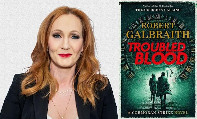 J.K. Rowling diz que personagem que gerou acusações de transfobia tem base na vida real | Ordem da Fênix Brasileira