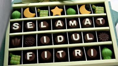 Bisnis Coklat Lebaran