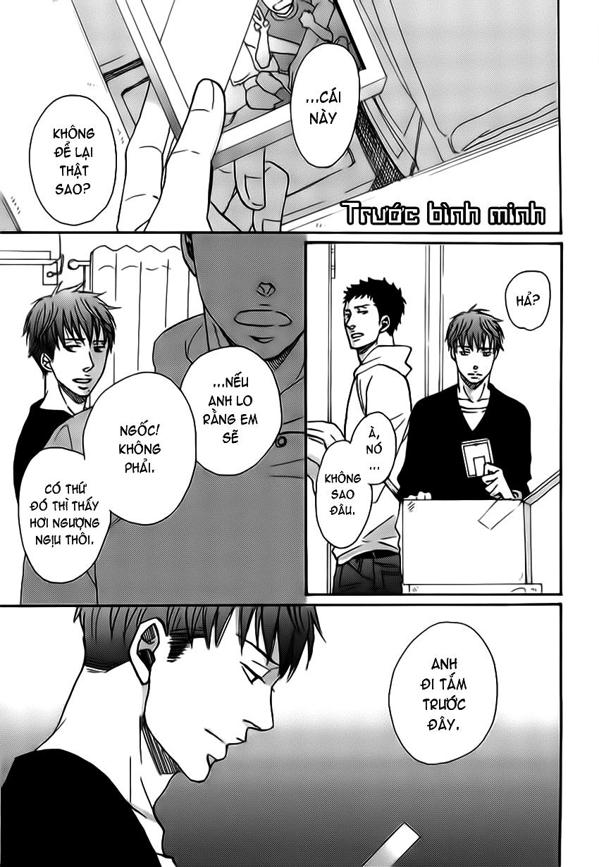 Trang 3 - Dù Thế Nào Em Vẫn Yêu Anh--7.3--[ShuShi Group] (- Yoneda Kou) - Truyện tranh Gay - Server HostedOnGoogleServerStaging