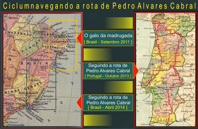 Prendendo Il Largo: Seguindo A Rota De Pedro Alvares