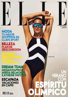 Revista Elle agosto 2021 #Elle