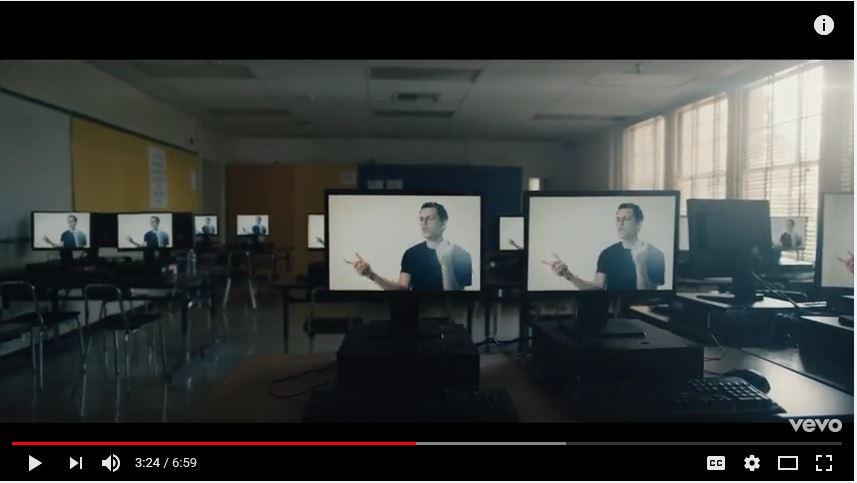 A2 Music Video: Logic: 1-800 Analysis