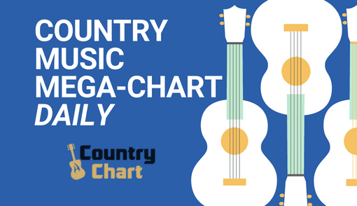 country chart, country music charts, country albums, country song, country radio countrychart.com