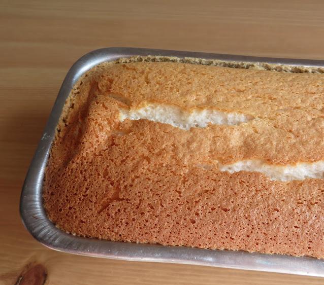 Small Batch Angel Food Cake