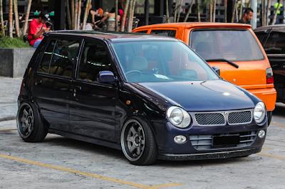 Daihatsu Ceria Modifikasi