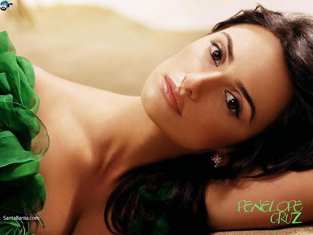 Kecantikan Penelope Cruz