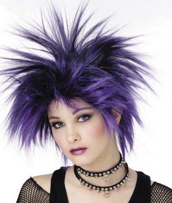 hairstyles punk hair
