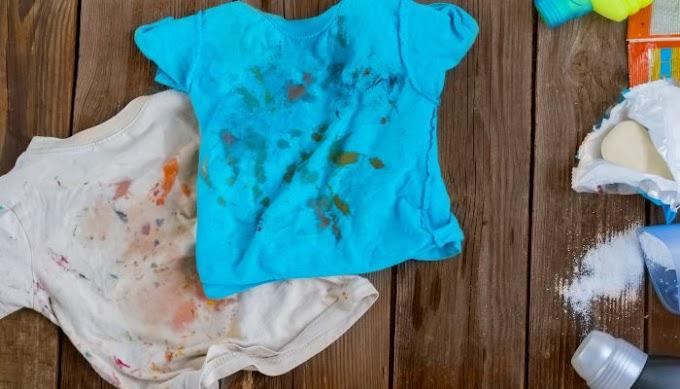 26 dicas para tirar manchas das roupas que você não sabia