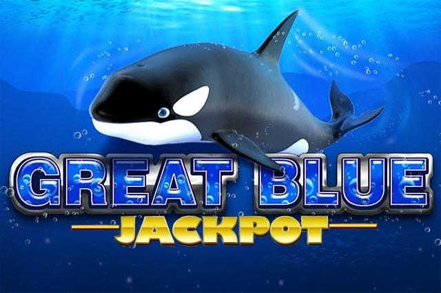 ULASAN SLOT PLAYTECH GREAT BLUE JACKPOT