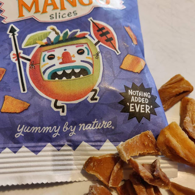 dried mango from Wallaroo review