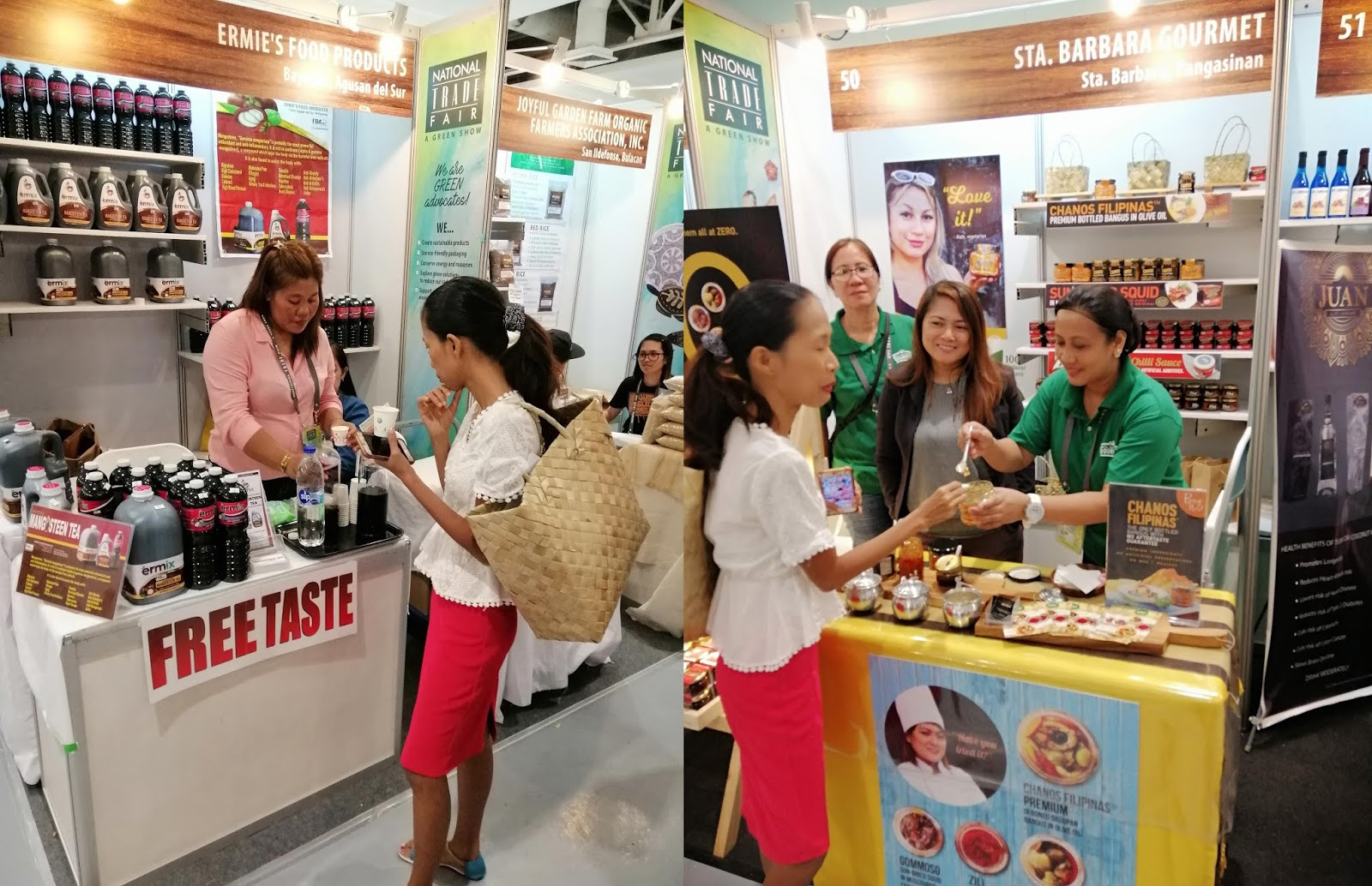 DTI NATIONAL TRADE FAIR 2019