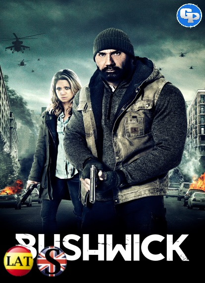 Bushwick (2017) HD 720P LATINO/INGLES