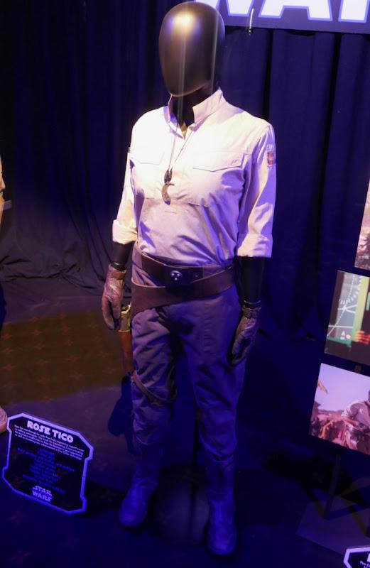 Kelly Marie Tran Star Wars Rise of Skywalker Rose costume