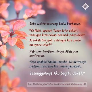 Terjemah al-baqarah ayat 186