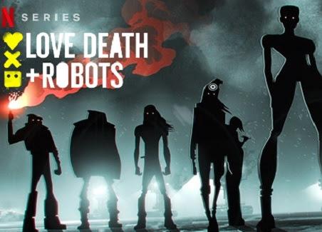 Download Love Death and Robots Season 2 Dual Audio [Hindi + English] 720p + 1080p WEB-DL ESub