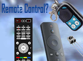 what is remote control