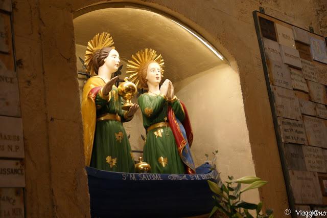 Le due Marie e la barca