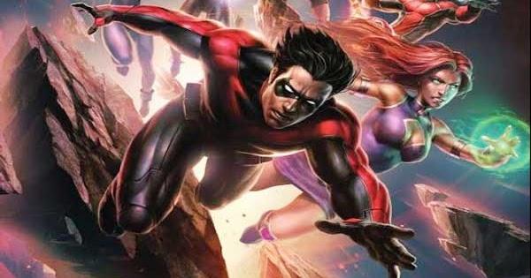 Teen Titans Judas Contract Full