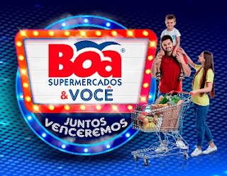 Cadastrar Promoção BOA Supermercados e Você 2020 Juntos Venceremos Mais de 1 Milhão Prêmios