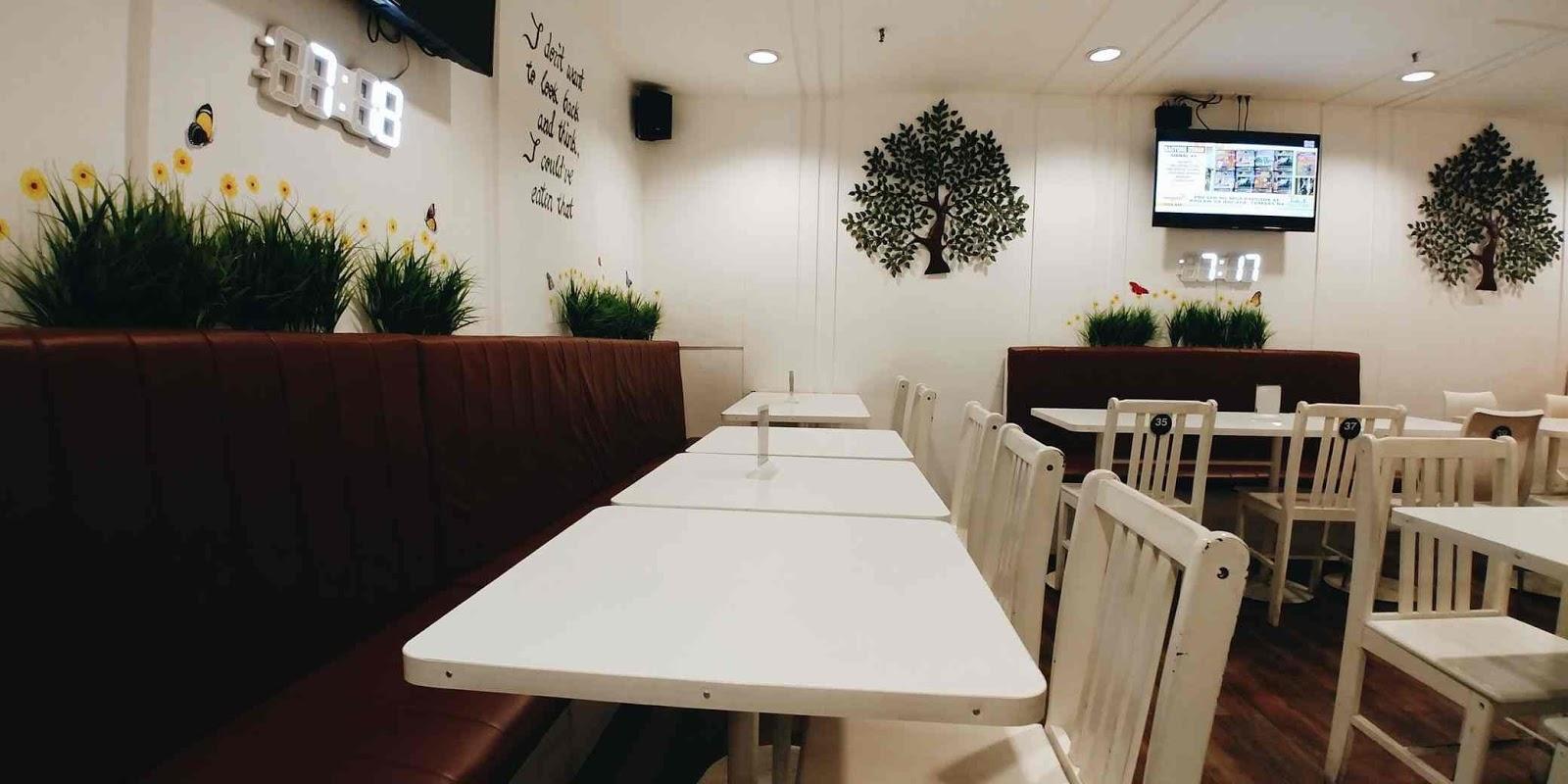 30 Buffet Restaurant Review