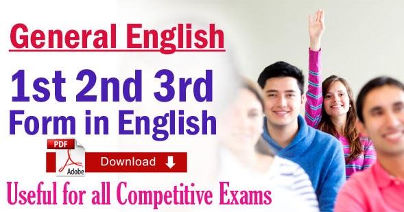 English Simple Irregular Verbs