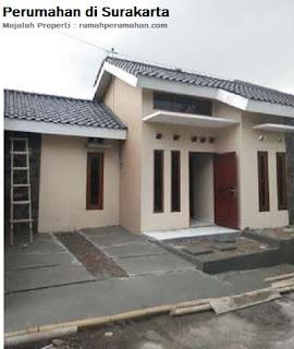 Perumahan Murah di Surakarta, perumahan subsidi surakarta