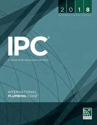 International Plumbing Code 2018