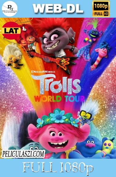 Trolls 2: World Tour (2020) Full HD WEB-DL 1080p Dual-Latino