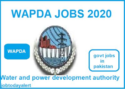 WAPDA-jobs-2020,JOB-OPPORTUNITIES-IN-WAPDA,wapda-jobs-in-pakistan-2020