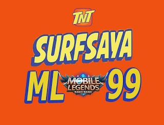 TNT SurfSaya ML 99 – 1.5GB Data for 7 Days, Mobile Legends, Unli Calls + Texts