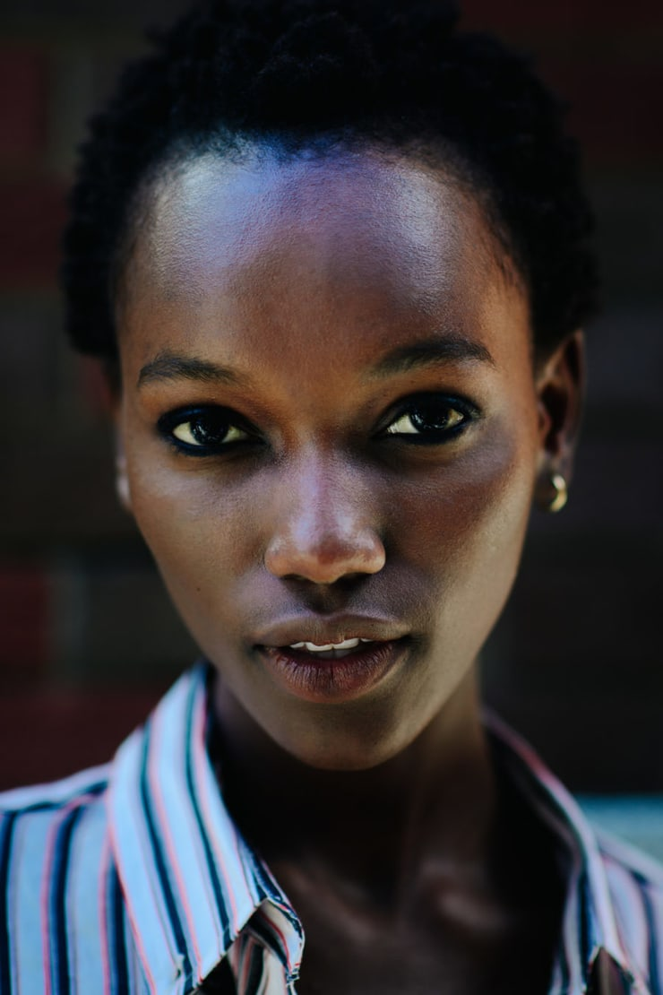 models women Beautiful black