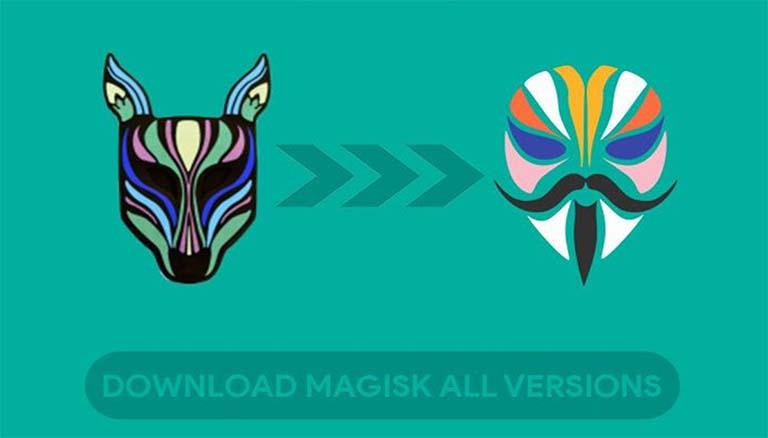 Unduh Magisk Zip Dan Magisk Manager APK
