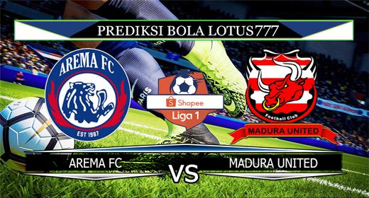 PREDIKSI BOLA AREMA FC VS MADURA UNITED 8 NOVEMBER 2019